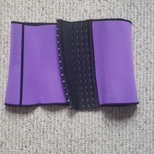 Purple Waist Trainer